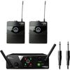 AKG WMS40 Mini2 Instr. Set US25A/C