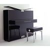 Sauter Peter Maly Edition Pure Basic 122 Black Polished
